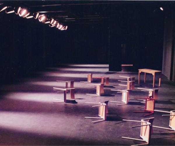 11) Dusk, 1995, Chapter, Theatr Felin Fach, Taliesin Theatre, Ucheldre Anglsey