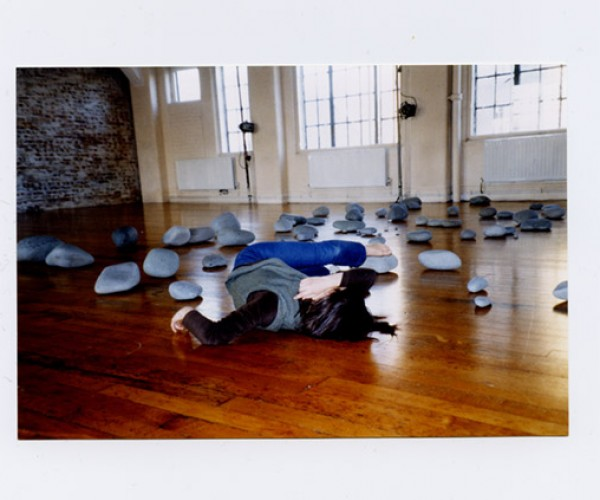 16) Sea Stones, 1998, Chisenhale Dance Space, London
