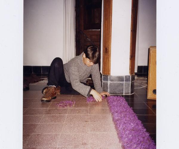 19) Lavender Piece, 1999, C.E.N.T.A Portugal