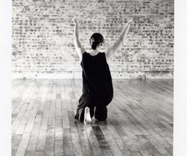 4) untitled,1991, Chisenhale Dance Space, The Place, London