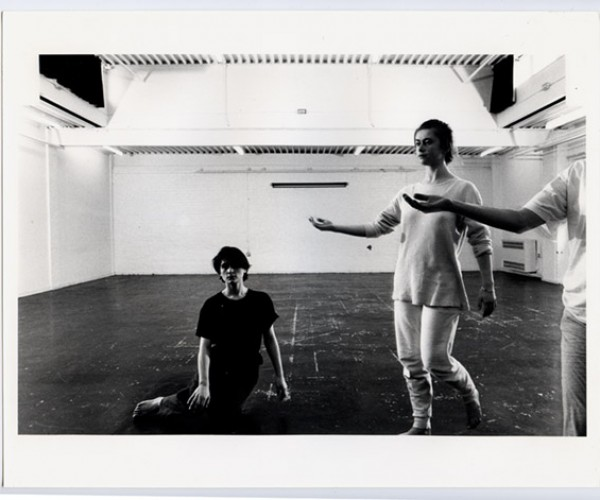 7) Fall of the Wave, 1993 Chisenhale Dance Space