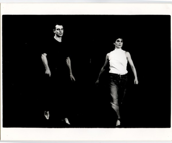8) Blanket Dance, 1993, Chapter, Aberystwyth Arts Centre, Theatr Felin Fach, Chisenhale Dance Space