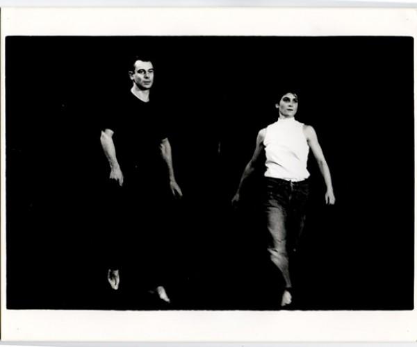 8) Blanket Dance, 1993, Chapter, Aberystwyth Arts Centre, Theatr Felin Fach, Chisenhale Dance Space